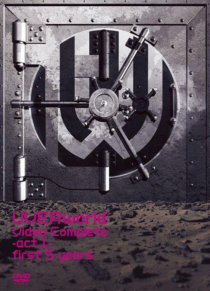 UVERworld en Tokyo Dome, Nuevo DVD Ranking & Last Ranker X UVERworld News_large_videoc...e_shokai-1e847fe