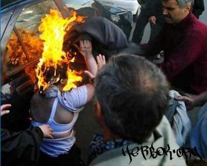 various burned In_flames_104871-146c0c2