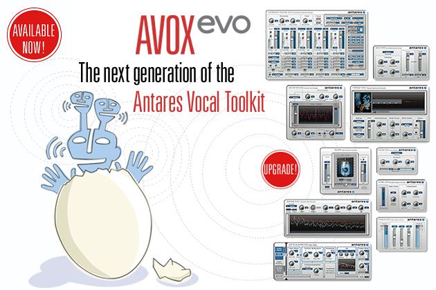 Antares AVOX Bundle 3.00