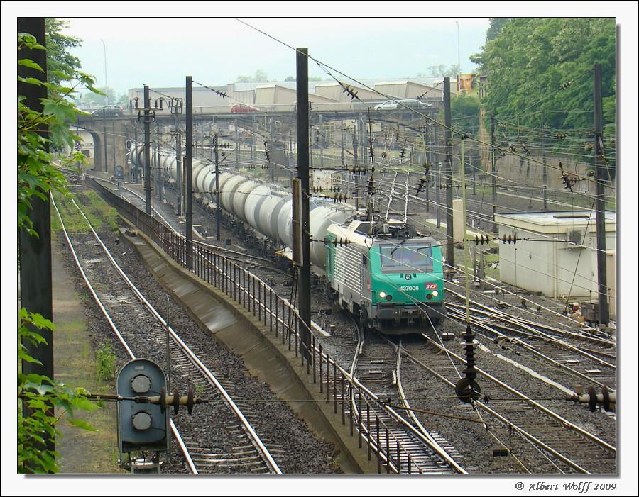 Metz-Sablon, vu de l'extérieur Mz20080524-067-116d725