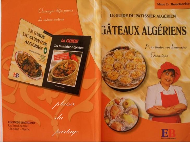 Recettes des gateaux algerienspdf