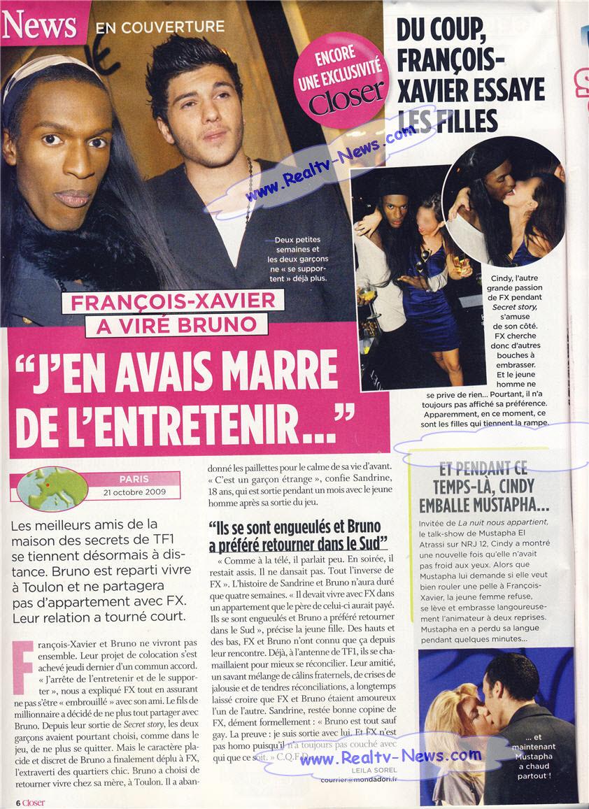 Revue de presse secret story 3 page 16 for Magazine interieur