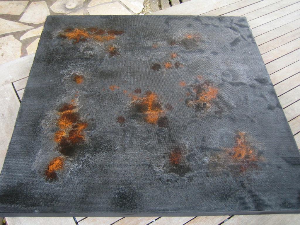 forums trucs astuces peinture simuler la rouille sur grande surface mini cr ateurs. Black Bedroom Furniture Sets. Home Design Ideas