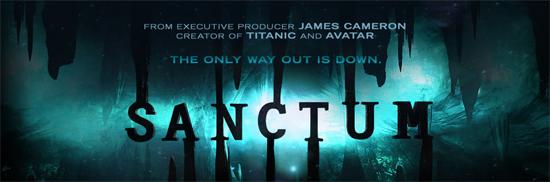 Poster de Sanctum