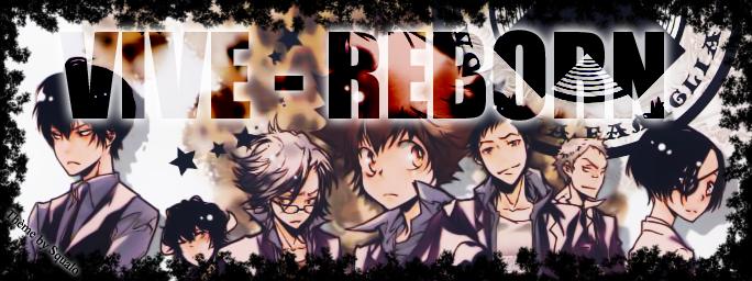Vive Reborn Index du Forum