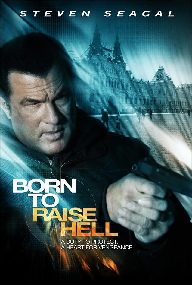 Poster de Born to Raise Hell