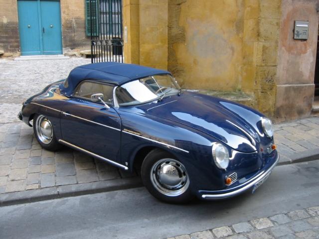 Porsche 356 A Speedster: Фото…