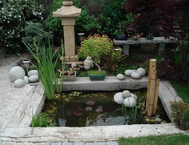 Decoration jardin zen exterieur pas cher for Jardin zen exterieur