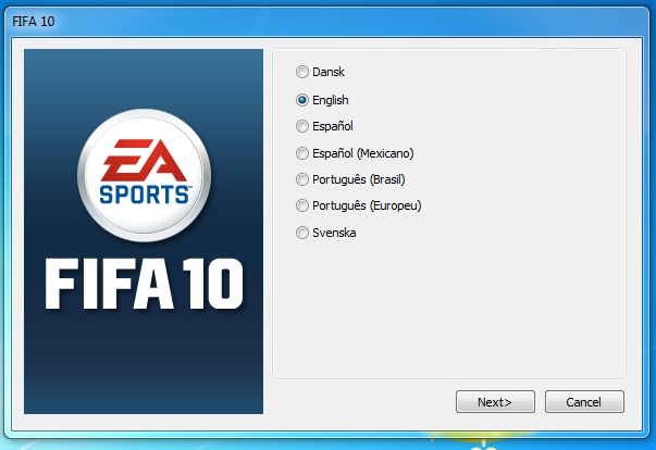 Fifa 10 2009 the game is like all fifa games before, so there is nothing special