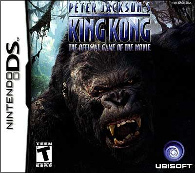 King Kong [NDS][EUR]