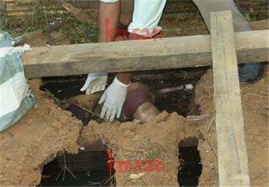 Noyade d'un enfant dans les égouts 18935-1460102