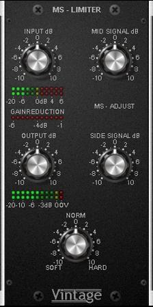 Starplugs Vintage MS-Limiter VST 1.0
